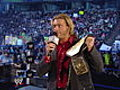 Edge Forfeits the World Heavyweight Championship | BahVideo.com