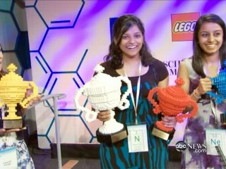 Google Science Fair Demonstrates Girl Power | BahVideo.com