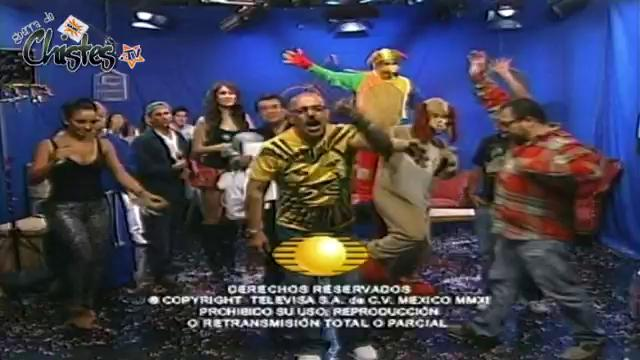 El Perro Guarumo y su Pandilla con Victor Morelli | BahVideo.com