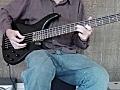 bass guitar playing | BahVideo.com