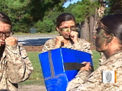 Milestone for female Marine | BahVideo.com
