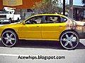Chevy Impala on 28 s- Sparta Theme Slidin | BahVideo.com