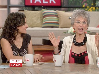 The Talk - Rita Moreno on amp 039 Happily  | BahVideo.com