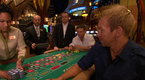 Christian Visits The Casino | BahVideo.com