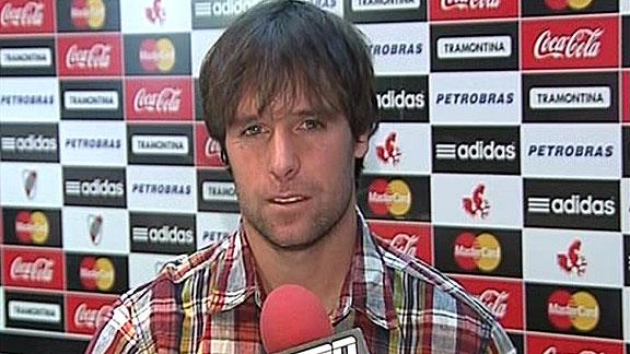 Fernando Cavenaghi habl tras ser presentado  | BahVideo.com