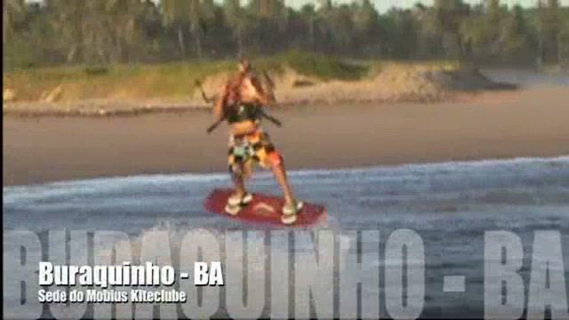 Kitesurfistas da Bahia | BahVideo.com