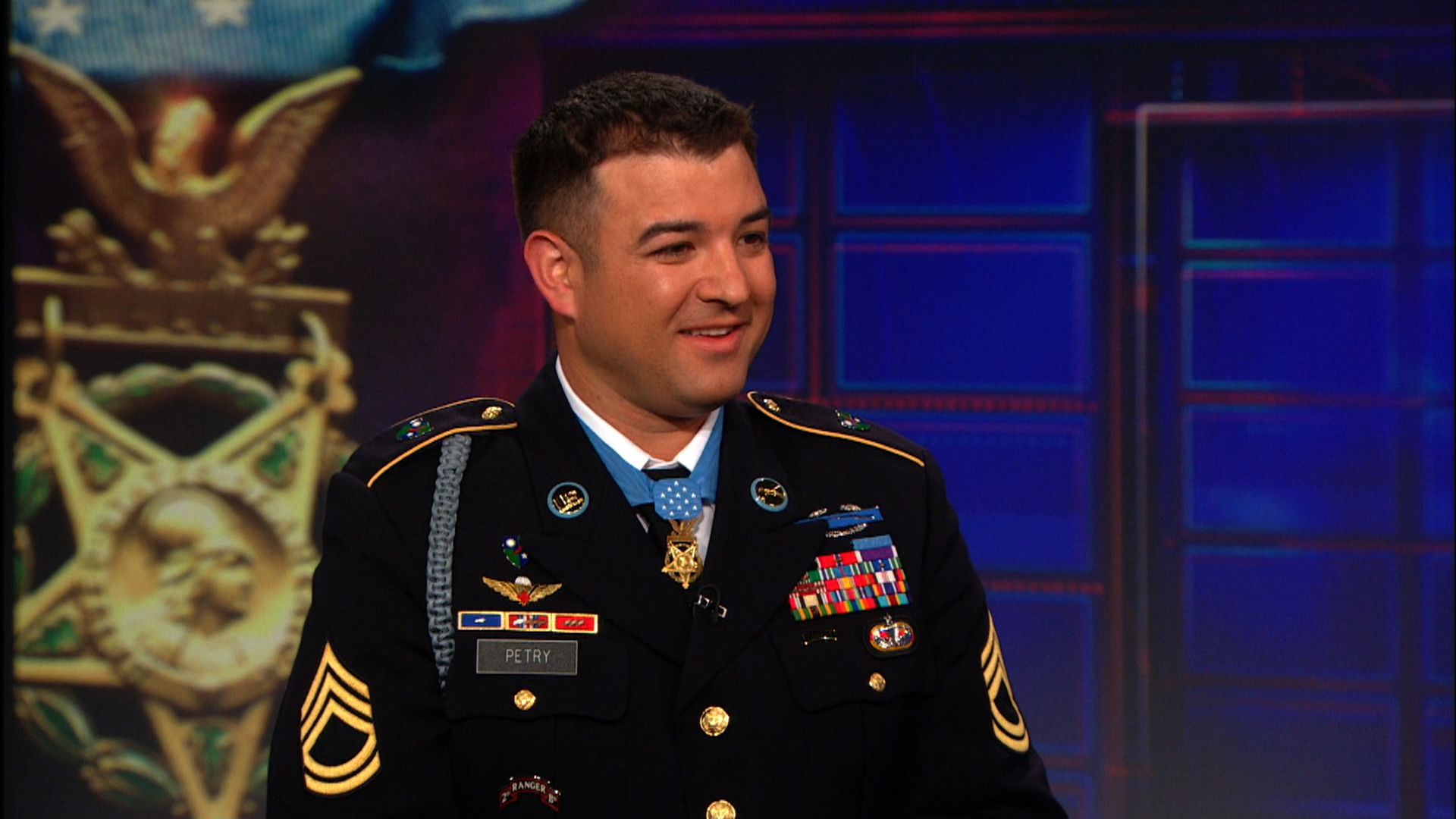 Leroy Petry | BahVideo.com