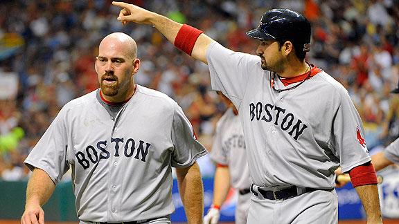 Boston se recupera y vence con 3 batazos a Rays | BahVideo.com