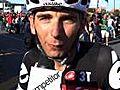 Cervelo s Xavier Tondo at 2010 Vuelta a Espana  | BahVideo.com