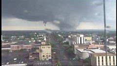 Tuscaloosa Alabama - F4 Tornado | BahVideo.com