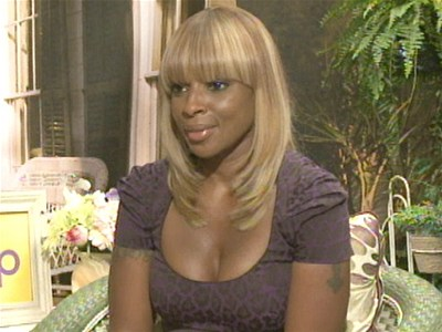 Mary J Blige talks about creating music for  | BahVideo.com