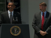 Obama appoints Richard Cordray to lead CFPB | BahVideo.com