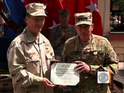 Gen Petraeus ends command in Afghanistan | BahVideo.com