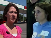 Casey Anthony look-a-like feared for life | BahVideo.com