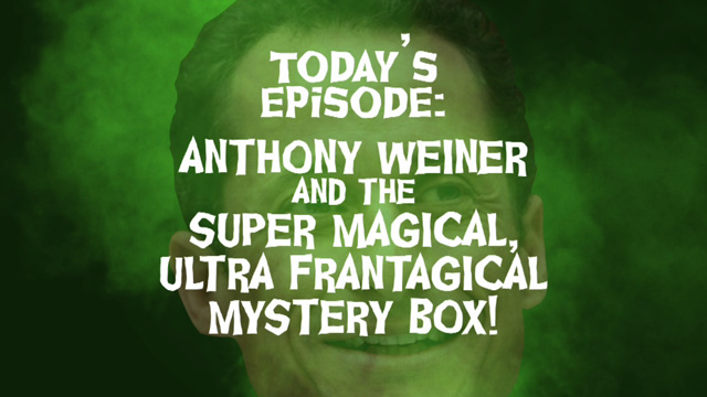Anthony Weiner — Movin' Out | BahVideo.com
