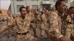 Play Nato Afghan area Haka handover | BahVideo.com
