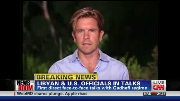 U S Libya officials in talks | BahVideo.com