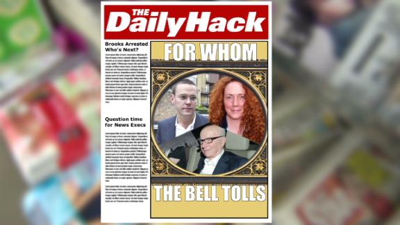Murdochs Brooks face hacking questions   BahVideo.com