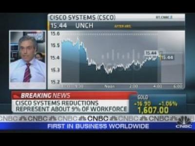 Cisco to Cut Jobs | BahVideo.com