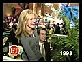 Cameron Diaz and Jim Carrey on the set of The Mask | BahVideo.com