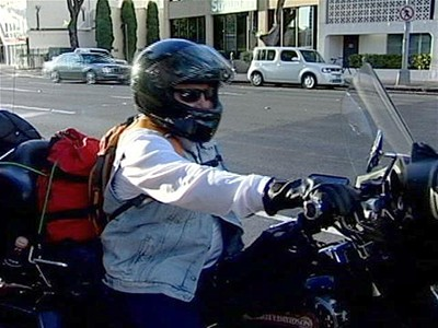 Local Man Takes Up Hoka Hey Bike Ride Challenge | BahVideo.com