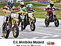 C I Minibike Motard - 2 prova Busca | BahVideo.com