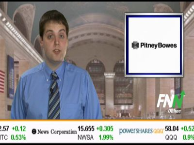 Pitney Bowes to Increase International Mailing  | BahVideo.com