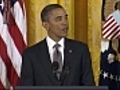 Pres Obama aims to double American exports in  | BahVideo.com