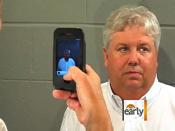 Background checks via smart phones | BahVideo.com