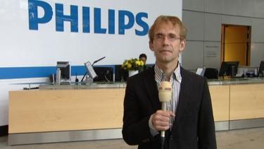 Gert-Jan Dennekamp over verlies Philips | BahVideo.com