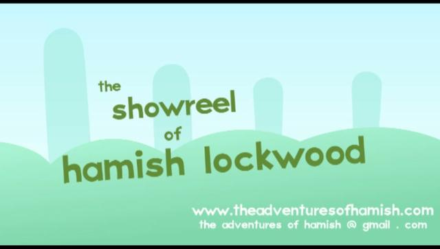 Hamish Lockwood s Showreel | BahVideo.com