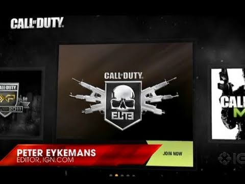 Call of Duty Elite Video Preview | BahVideo.com