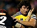 Panthers defeat Eels with golden point   BahVideo.com