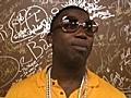 The Mo Nique Show Gucci Mane Backstage | BahVideo.com