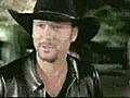Budweiser Rick Fox and Tim McGraw | BahVideo.com