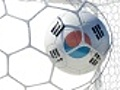 South Korean Ball Scores in Slow Motion | BahVideo.com