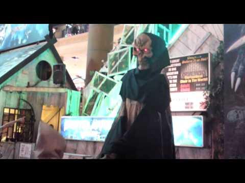 Dancing Grim Reaper Low- Flo Rida ft T-pain  | BahVideo.com