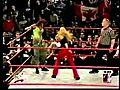 Trish Stratus vs Lita 03-18-2002  | BahVideo.com