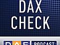 DAX Check amp quot Startschuss f r  | BahVideo.com