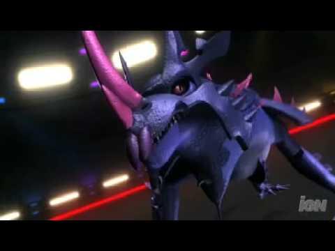 Bakugan Video Game Trailer | BahVideo.com