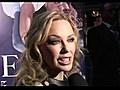 Kylie Minogue celebrates her Australian tour | BahVideo.com