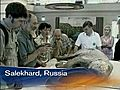 Ice Age Baby Mammoth Unearthed | BahVideo.com