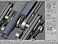 Give Away Series - Quadrapod Robot - Blender 3d | BahVideo.com