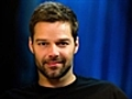 Ricky Martin Isn t Afraid | BahVideo.com