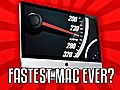 FASTEST Mac Ever 2011 iMac Speed Test | BahVideo.com