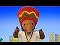 Rastamouse amp Da Easy Crew - Hot Hot Hot  | BahVideo.com