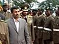 Ahmadinejad defiant towards U N  | BahVideo.com