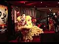 Kung Foo Panda 2 Sydney premier | BahVideo.com
