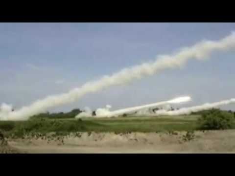Kopassus Paskhas Kostrad and Marinir latihan gabungan | BahVideo.com