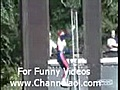 Real Life Ladder Game - Funny Video Clips | BahVideo.com